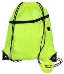 Tennisbälle - Wilson - TRINITI Club 16er Bag Tennisbälle