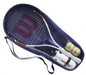 Tennisschläger - Wilson - Roland Garros ELITE 25 Jr. - Set (2020)