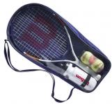 Tennisschläger - Wilson - Roland Garros ELITE 21 Jr. - Set (2020)