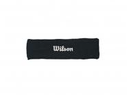 Wilson- Headband- schwarz