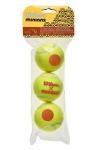 Tennisbälle - Wilson - Minions Stage 2 Tennis Ball Sleeve