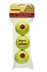 Tennisbälle - Wilson - Minions Stage 3 Tennis Ball Sleeve