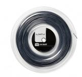 Tennissaite - Luxilon LXN SMART 125 Black/White Matt - 200 m