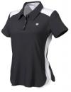 Wilson - Short Sleeve Polo - schwarz/weiß