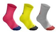 Tennissocken - Wilson - Saisonale Crew-Socken für Jugendliche - 3 Paar (2018)