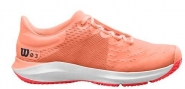 Tennisschuhe - Wilson - KAOS 3.0 - tropical peach/white/cayenne - Damen (2020)