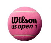 """Tennisbälle- Wilson - US Open 5"""" Mini Jumbo Tball - Pink"""