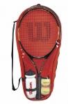 Tennisschläger- Wilson - Burn Starter Set 25 (2016)