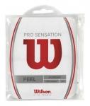 Wilson - Pro Overgrip Sensation - 12er Packung - weiß