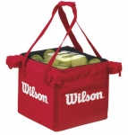 Wilson Teaching Cart Bag (rot)