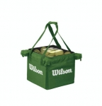Wilson Teaching Cart Bag (lime)