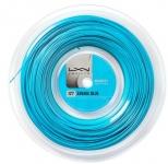 Tennissaite - Luxilon - SAVAGE - blau - 200 m