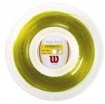 Tennissaite - Wilson - POLY GOLD - gold - 200 m (2018)