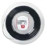 Tennissaite - Wilson - SYNTHETIC GUT POWER - schwarz - 200 m