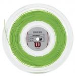 Tennissaite - Wilson - REVOLVE SPIN - grün - 200 m