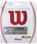 Tennissaite - Wilson Synthetic Gut Power lime - 12,2 Meter