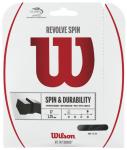 Tennissaite - Wilson - REVOLVE SPIN - schwarz - 12,2 m