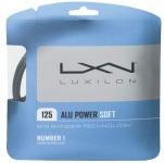 Tennissaite - Luxilon - BIG BANGER Alu Power Silver Soft - 12,2 m