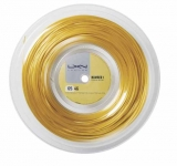 Tennissaite - Luxilon - 4G - gold - 200 m (2018)