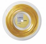 Tennissaite - Luxilon - 4G - gold - 200 m (2017)