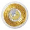 Tennissaite - Luxilon - 4G Rough - gold - 200 m (2017)