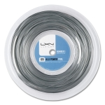 Tennissaite - Luxilon - ALU POWER Feel - silber - 200 m (2017)