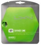 Tennissaite - Luxilon - SAVAGE - lime - 12,2 m (2018)