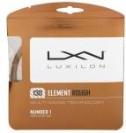 Tennissaite - Luxilon - Element Rough - bronze - 12,2 m (2017)