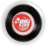 Tennissaite - BIG STAR - X-BITE (black) - 200 m