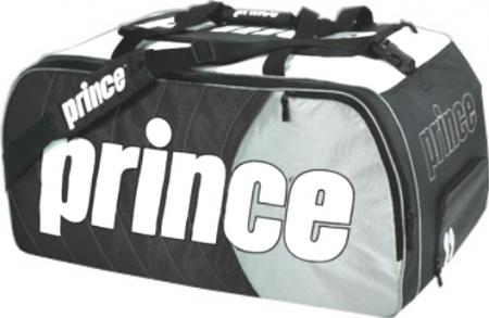 TennisMan.de | Prince - Team Pro Duffel Bag - Schwarz ...