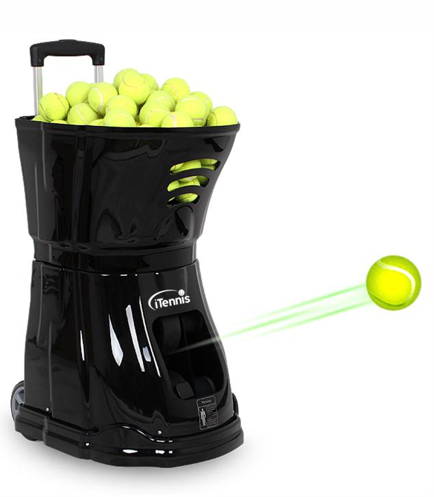   Ballwurfmaschine iTennis 3015 schwarz