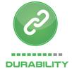 durability 8 von 10